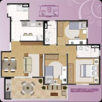 Condom nio edif cio helbor giardino bella vita torre 1 for Condominio giardino c