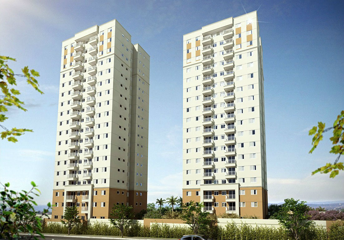 Colore Residencial Clube